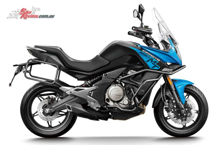 Updated 2018 CFMoto 650MT arrives in Oz - Bike Review