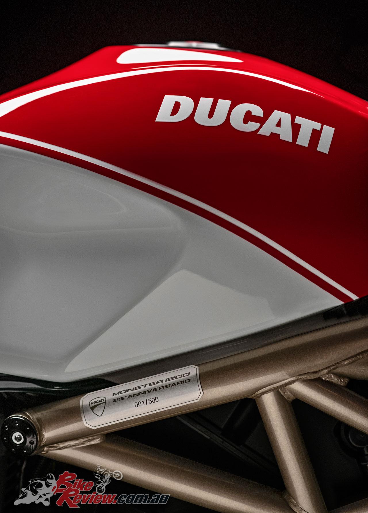 2018 Ducati Monster 1200 25° Anniversario