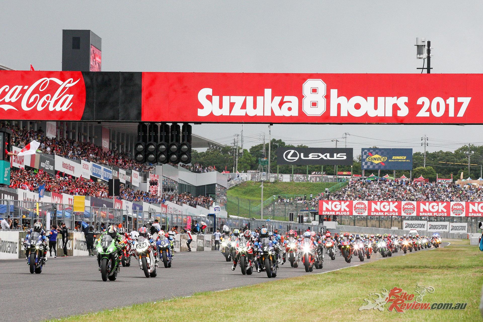 EWC returns to the Suzuka 8 Hours for the season finale