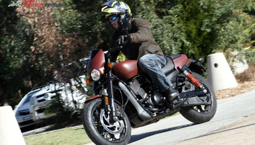 Review: 2018 Harley-Davidson Street Rod 750