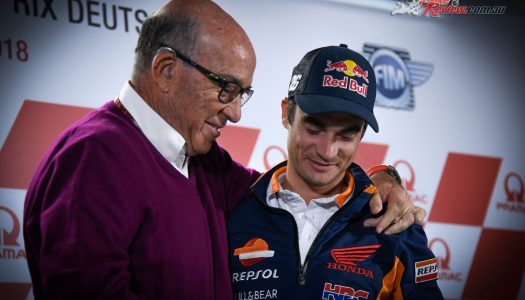 Pedrosa to become MotoGP Legend & Retire