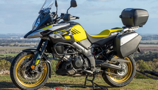 2018 Suzuki V-Strom 1000 bonus accessory deal