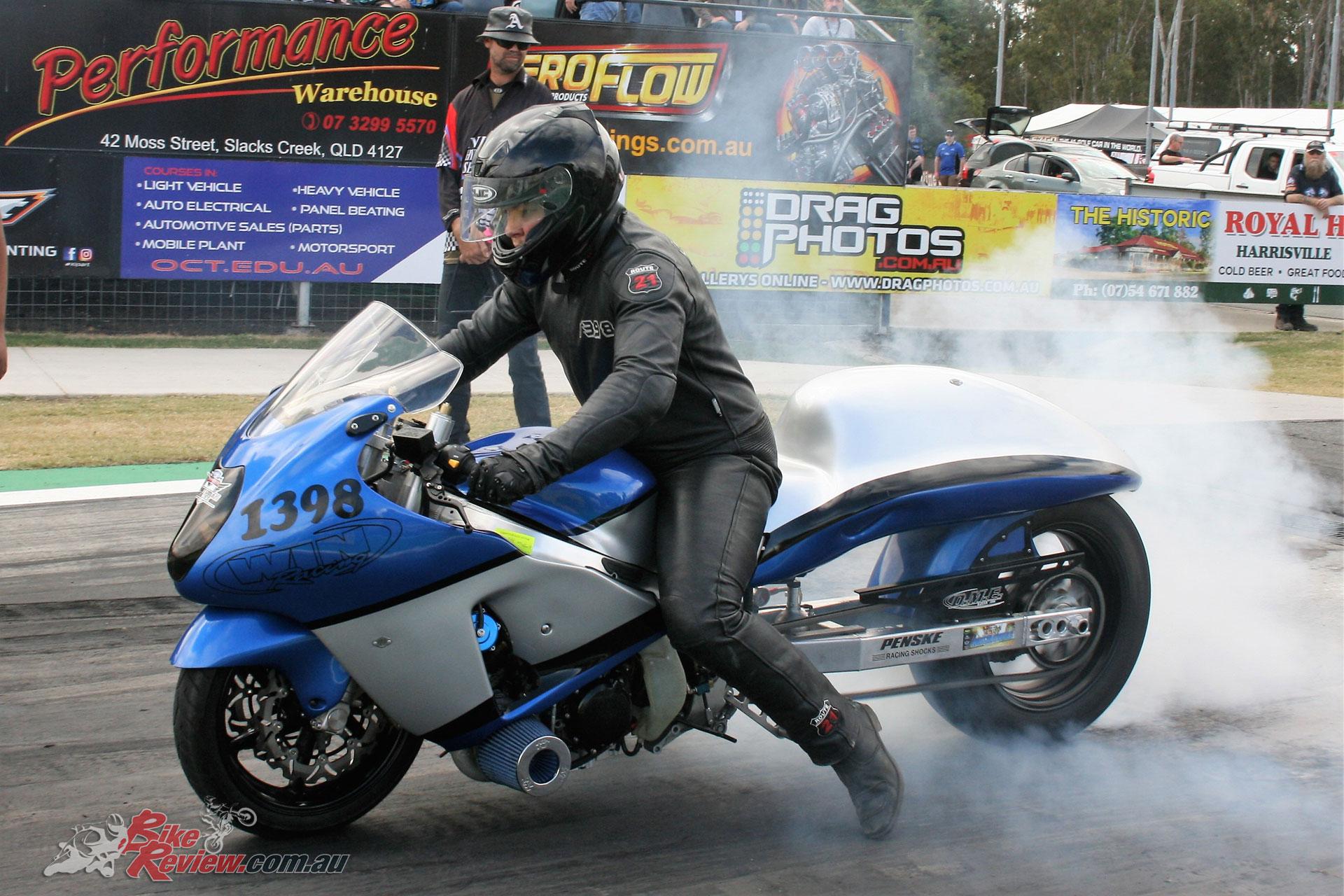 2018 Winternationals - Extreme Bike Winner - Shaun Soboll