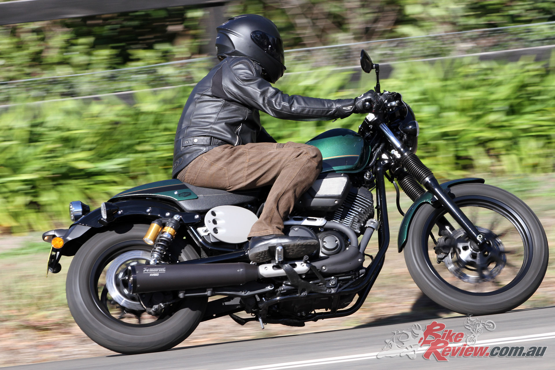 Review: 2018 Yamaha Bolt C-Spec 'Cafe' - Bike Review