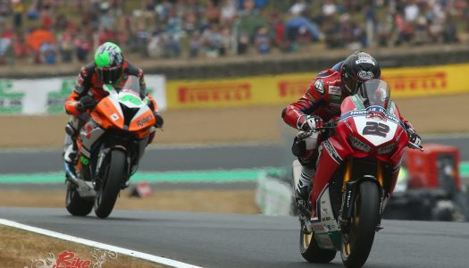 Jason O'Halloran takes sixth at Brands Hatch