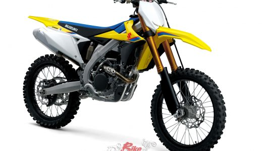 Updated 2019 Suzuki RM-Z250 announced