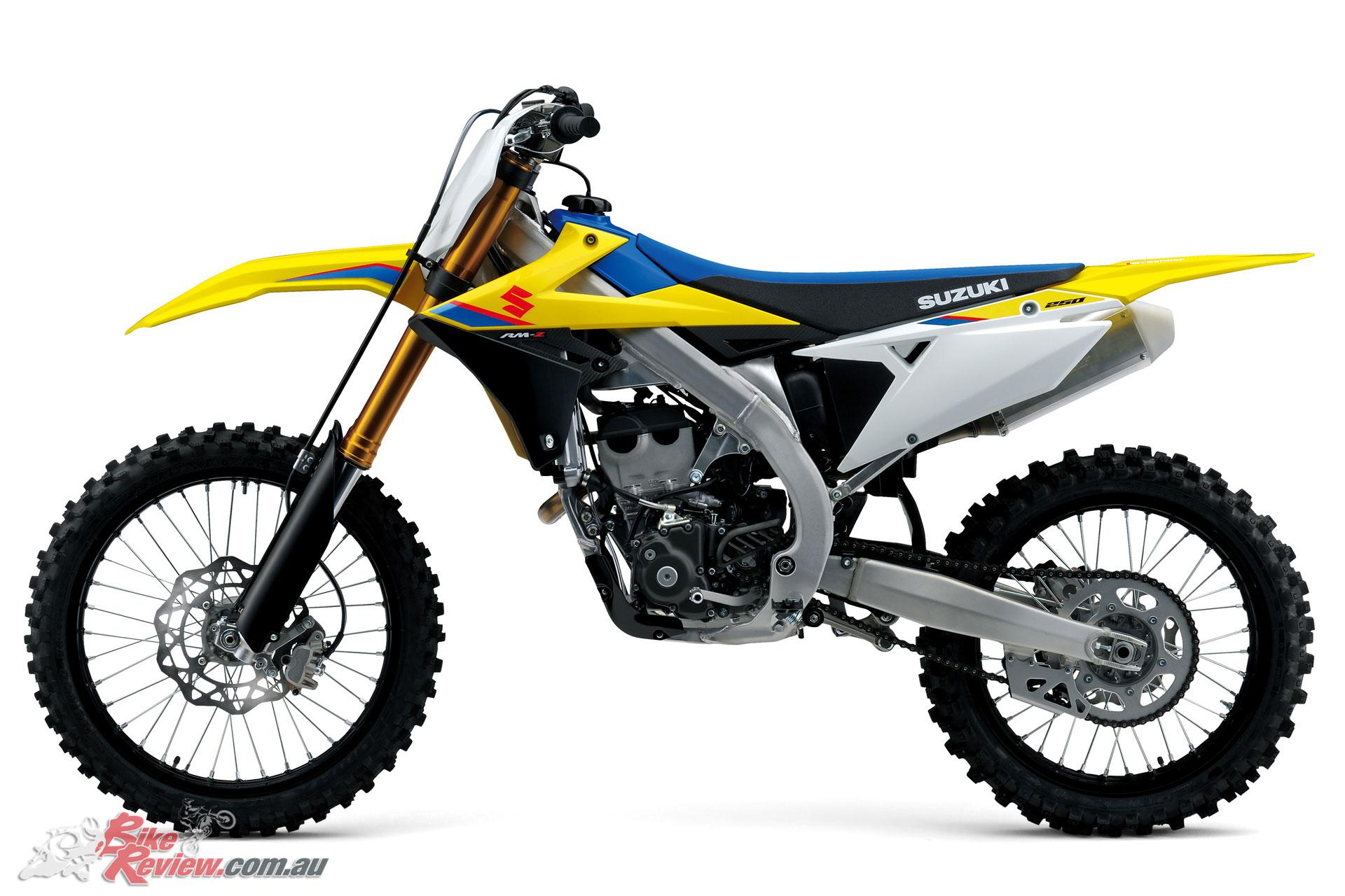 2019 Suzuki RM-Z250