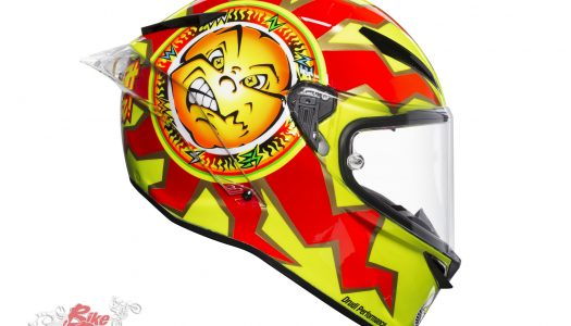 New Product: AGV Pista GP R 'Rossi 20 Years'