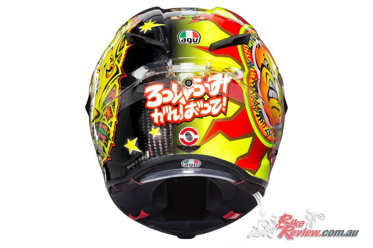 AGV Pista GP R 'Rossi 20 Years' helmet