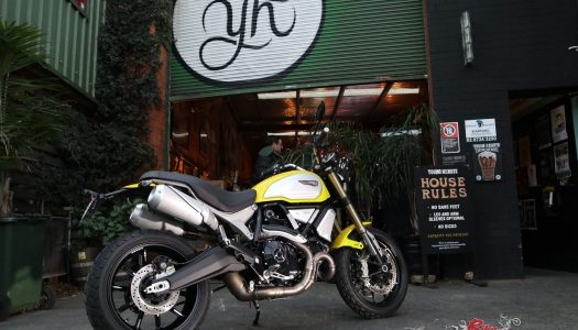 Ducati launches Scrambler 1100 line-up at Young Henrys