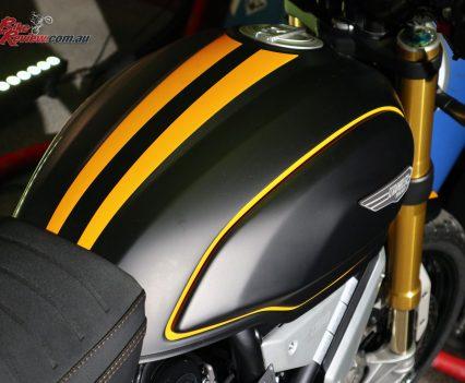 2018 Ducati Scrambler 1100 Sport