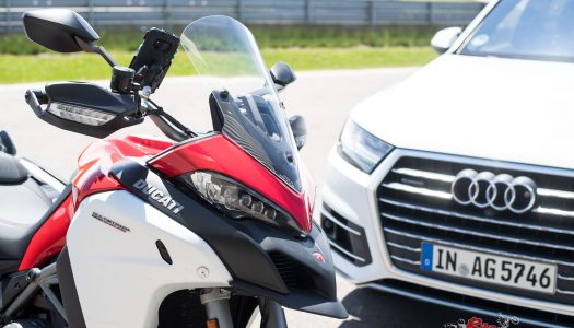 Ducati working on vehicle interoperability systems