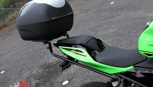 Long Term: Ninja 400 Ventura, Coocase & FE fitment