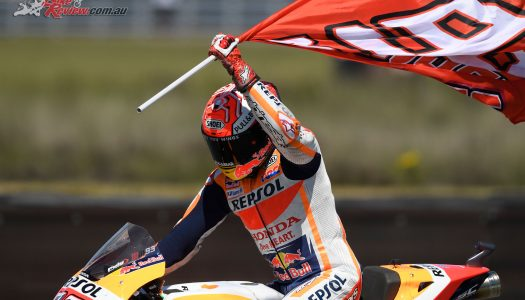 Marquez wins 2018 Dutch GP at the 'Cathedral'