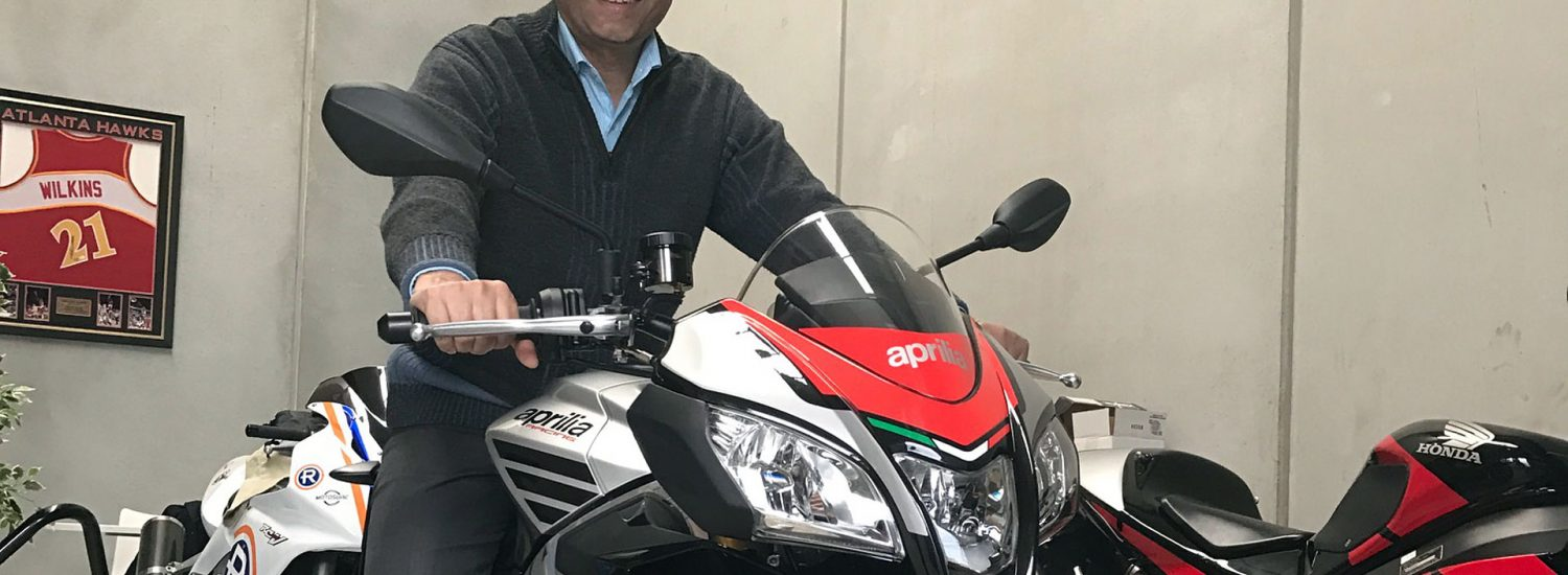 Lawrence Kennedy of Surety Life talks Insurance with BikeReview.com.au