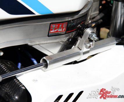 1987 Suzuki GSXR 1100  Racer Specifications