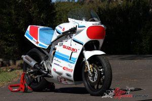 1987 Suzuki GSX-R1100 Classic Racer