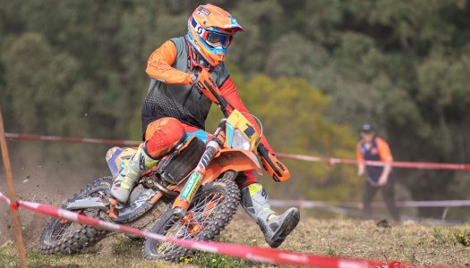 AORC: Milner ready for Battle at Broken Hill, NSW