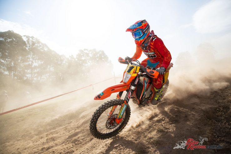 Daniel Milner - AORC 2018 Round 5