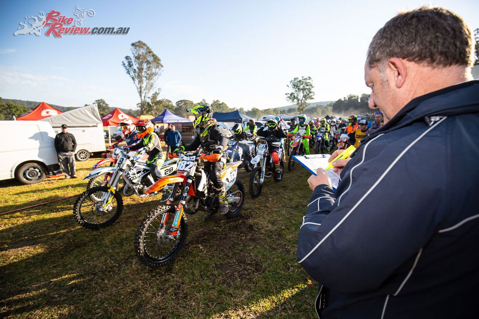 J4 Class heading out - AORC 2018 Round 5