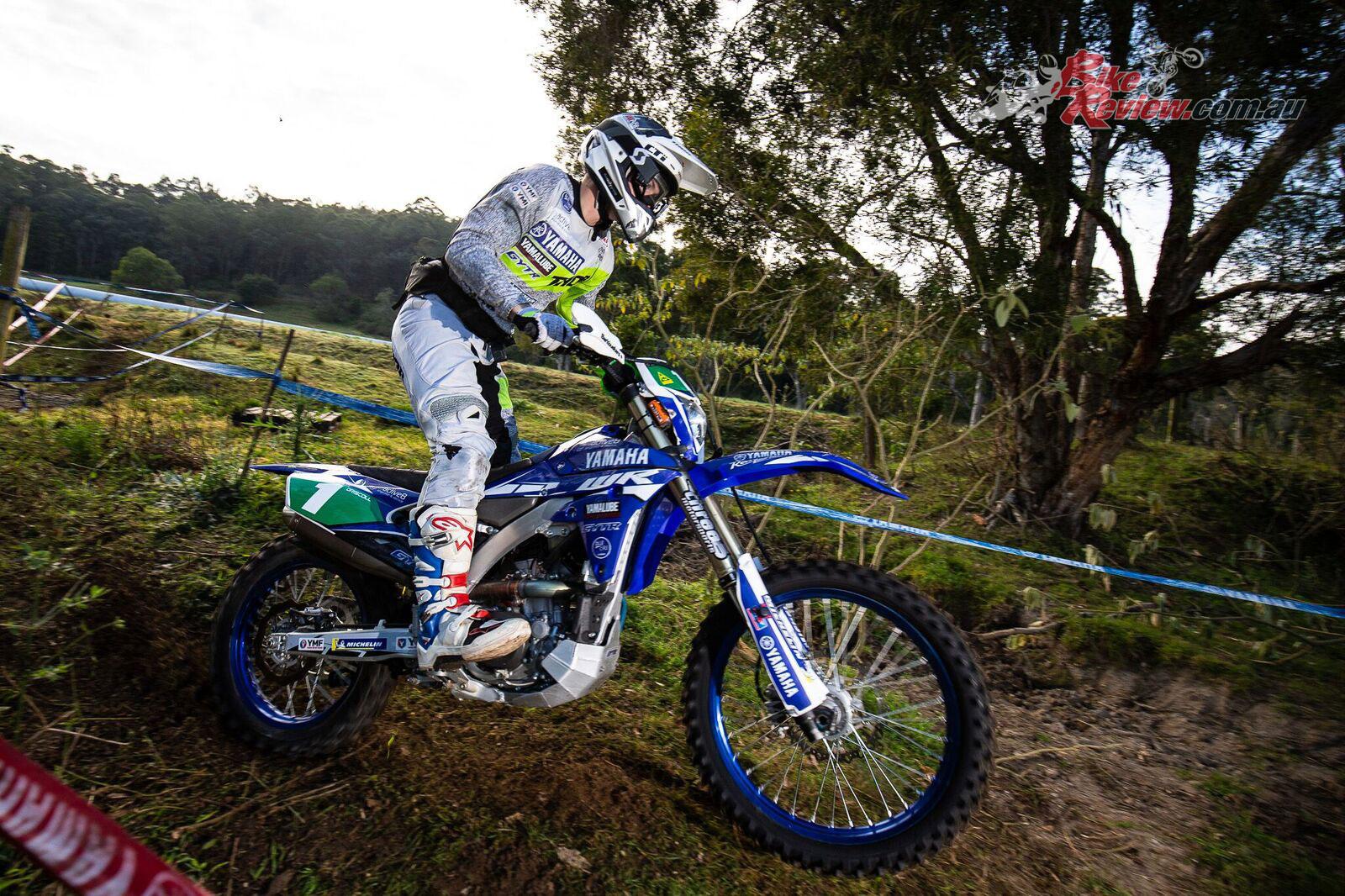 Michael Driscoll - AORC 2018 Round 5
