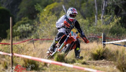 Milner & Sanders undefeated at Dungog