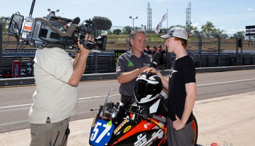 Steve Martin talks Morgan Park ASBK