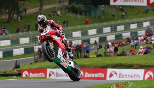 Jason O'Halloran goes 13-11 at Cadwell Park