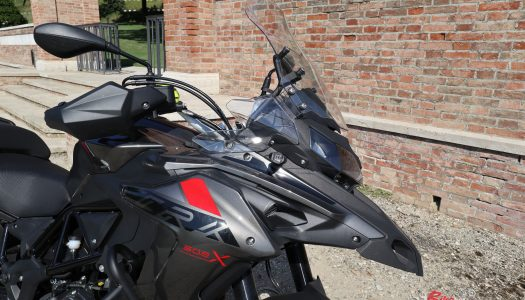 Video Review: 2018 Benelli TRK 502X (LAMS)