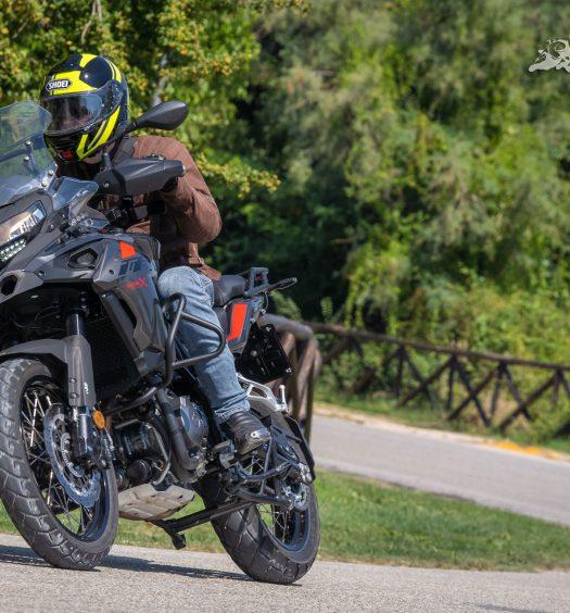 2018 Benelli TRK 502X