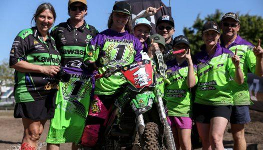 Meg Rutledge claims MX Nationals Women's Championship