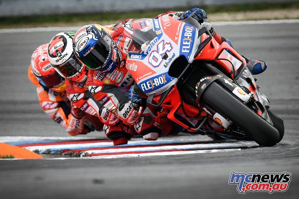 MotoGP: Oops! Marc Marquez did it again! - BikesRepublic