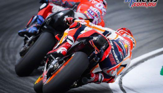 Silverstone beckons Marquez, Rossi, Lorenzo & Dovi
