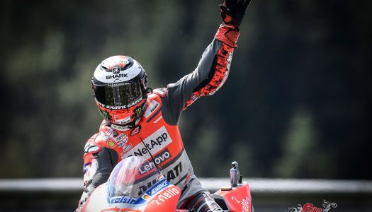 Lorenzo v Marquez down to the line at Red Bull Ring