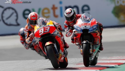 Austrian GP: Can Ducati defeat Marquez for victory number four?