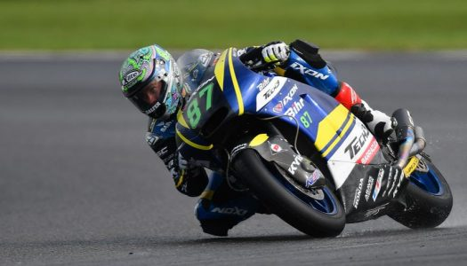 Remy Gardner misses front row start at Silverstone