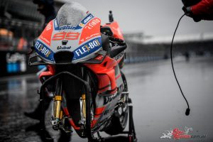 Silverstone MotoGP cancelled in 2018