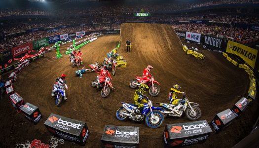 S-X Open Supercross FIM Oceania Championship announced