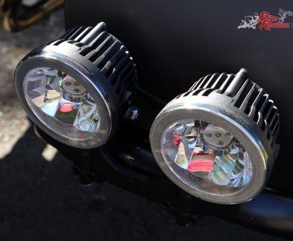 Ural Ranger - LED spotlights