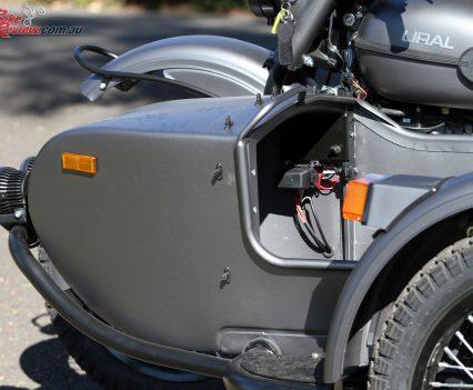 Ural Ranger - Sidecar