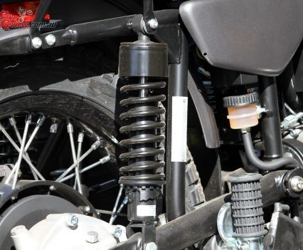 Ural Ranger - Sachs shock
