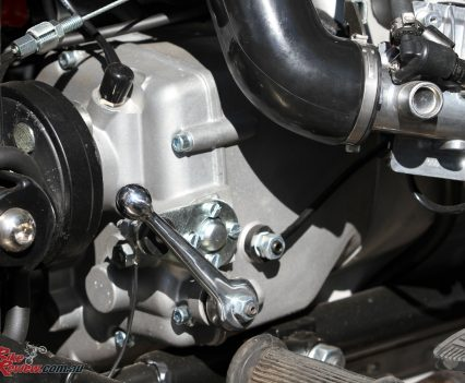 Ural Ranger - Reverse gear makes for an easier time in many situations