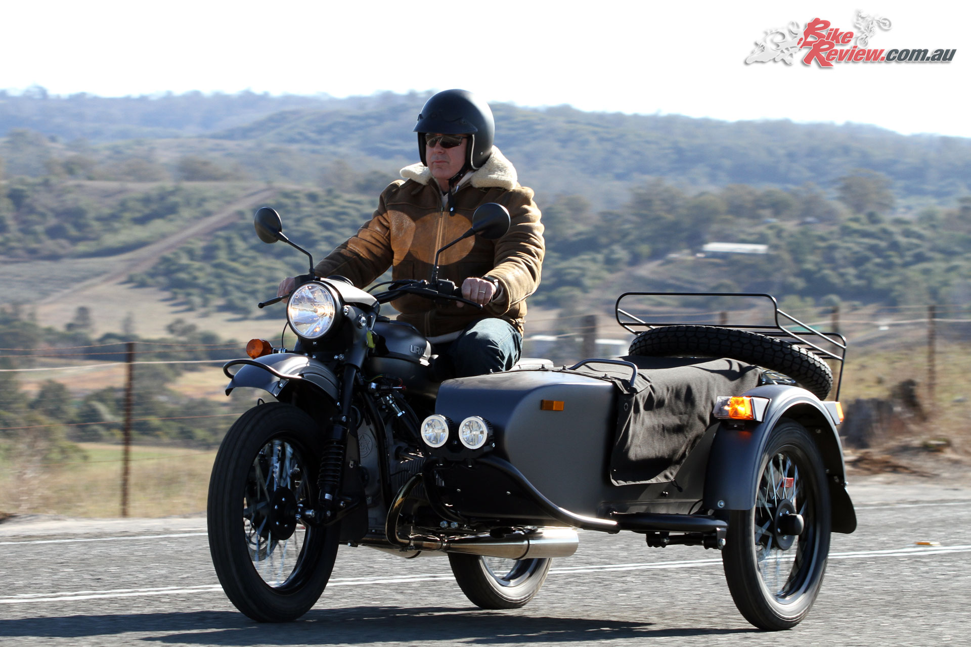 For the right buyer the Ural Ranger will offer a value-packed proposition