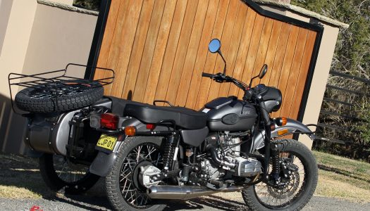 Video: 2018 Ural Ranger Overview