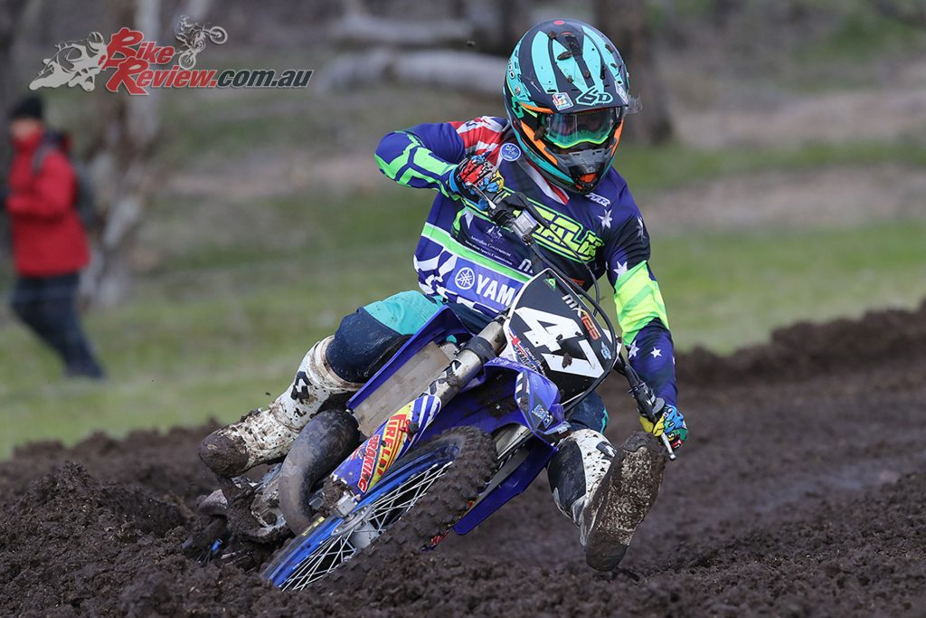 Bailey Malkiewicz claimed the 125cc title