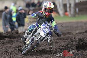 Braden Plath was also crowned 65cc champion