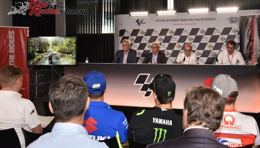 "FIM & MotoGP launch ""We, The Riders"" movement"
