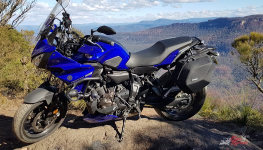 Review: Yamaha MT-07 Tracer, Kitted Out