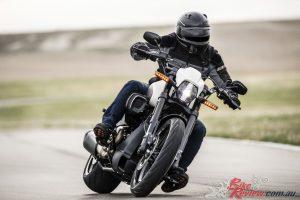Harley-Davidson's 2019 FXDR 'Power Cruiser'