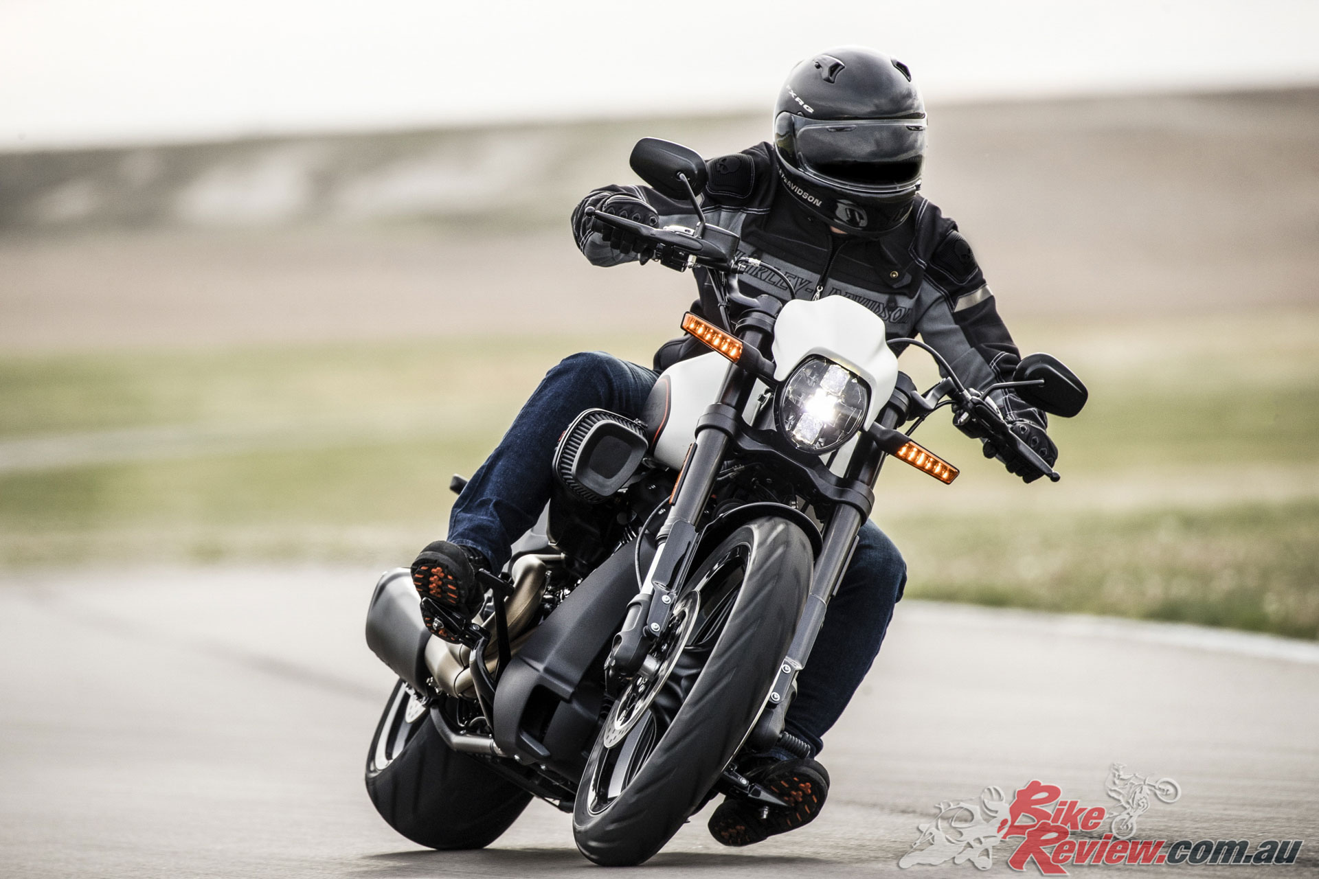 Harley-Davidson's 2019 FXDR 'Power Cruiser'